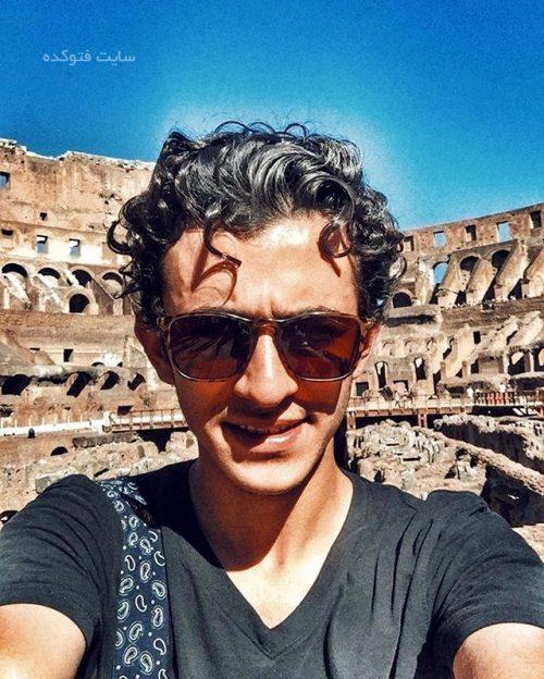 علی شادمان در خارج از کشور