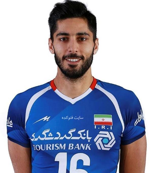 بیوگرافی علی شفیعی بازیکن والیبال + زندگی شخصی ورزشی