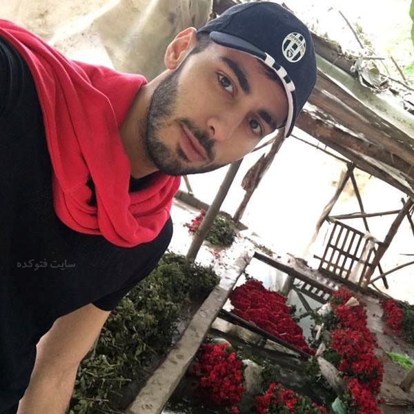 عکس های علی شفیعی بازیکن والیبال