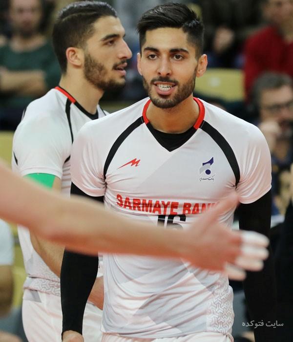 علی شفیعی بازیکن والیبال + بیوگرافی کامل