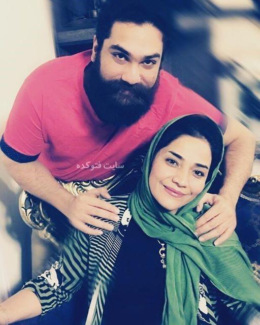 عکس علی زند وکیلی و خواهرش + بیوگرافی