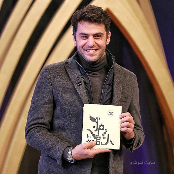 عکس های علی ضیا مجری تلویزیون + زندگی شخصی
