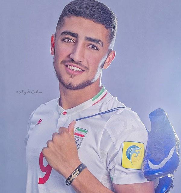 بیوگرافی الهیار صیادمنش بازیکن فوتبال + زندگی شخصی