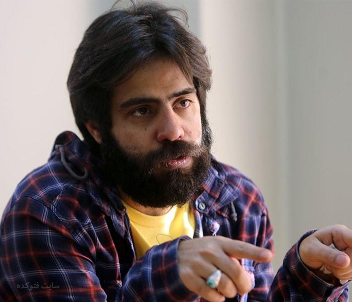 بیوگرافی سلمان فرخنده بازیگر + زندگی شخصی