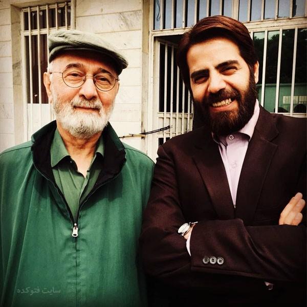 سلمان فرخنده و پرویز پورحسینی + بیوگرافی و عکس