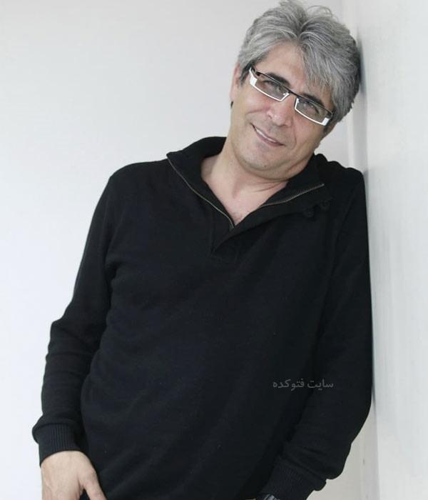 بیوگرافی امیر غفارمنش بازیگر با عکس شخصی