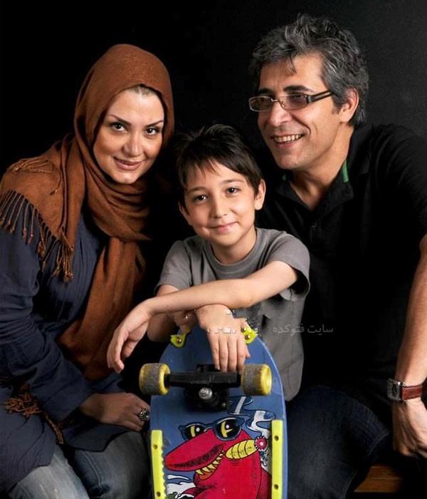 امیر غفارمنش و همسر دومش + بیوگرافی