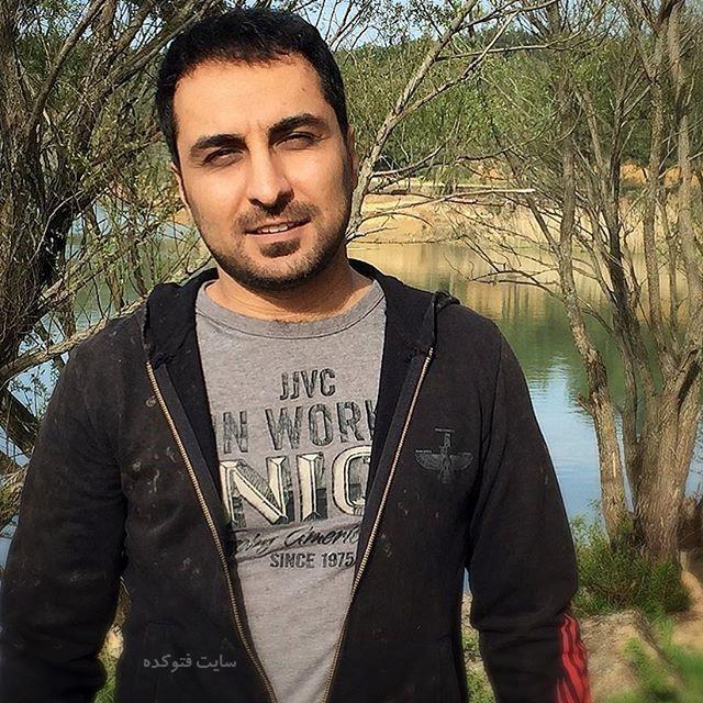 عکس و بیوگرافی امین حبیبی