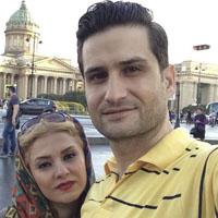 پویا امینی و همسرش بیتا بجانلی + بیوگرافیک کامل