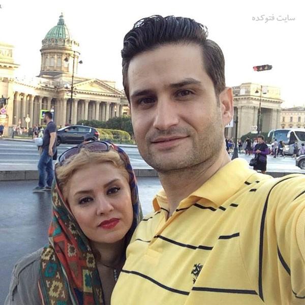 عکس پویا امینی و همسرش بیتا بجانلی + بیوگرافی کامل
