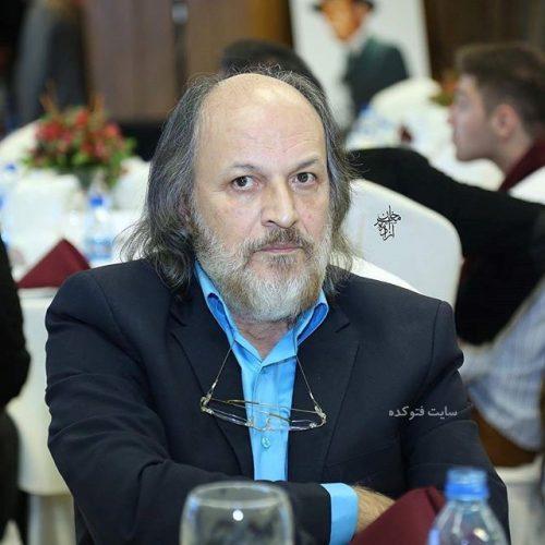 عکس و بیوگرافی کامل امین تارخ  بازیگر