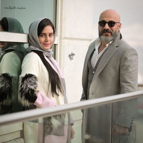 بیوگرافی امیر آقایی و همسرش + عکس خانوادگی و زندگینامه