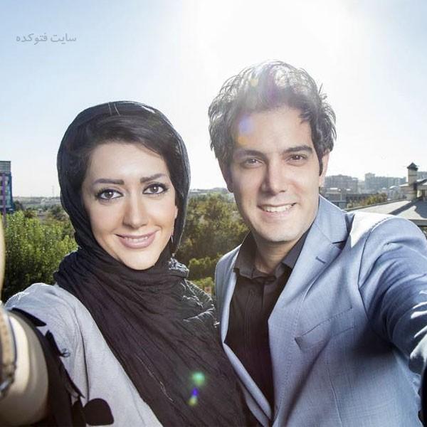 عکس های امیرعلی نبویان و همسرش بهار نوروزپور + بیوگرافی کامل