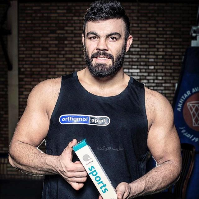 بیوگرافی امیر علی اکبری ورزشکار + زندگی شخصی