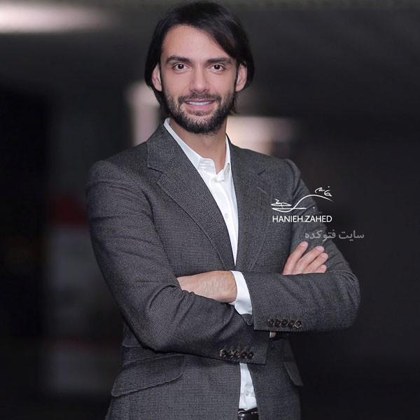 بیوگرافی امیر علی دانایی بازیگر + عکس