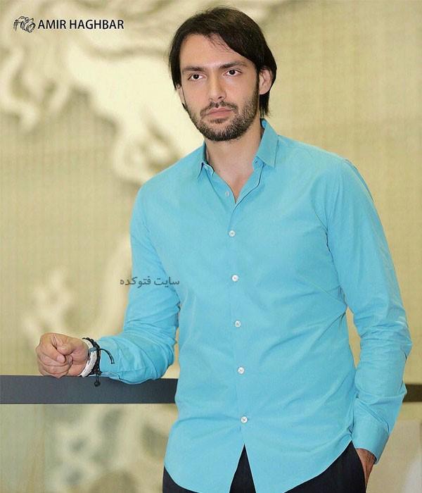عکس های امیر علی دانایی بازیگر و مدل ایرانی + زندگی شخصی