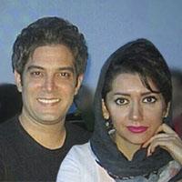 ازدواج امیر علی نبویان + عکس همسرش
