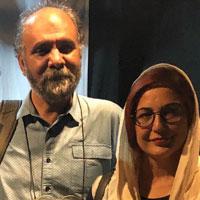بیوگرافی امیر دژاکام و همسرش سیمین امیریان + عکس ها