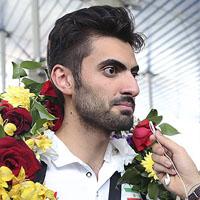 بیوگرافی امیر غفور و همسرش + والیبال و زندگی خصوصی