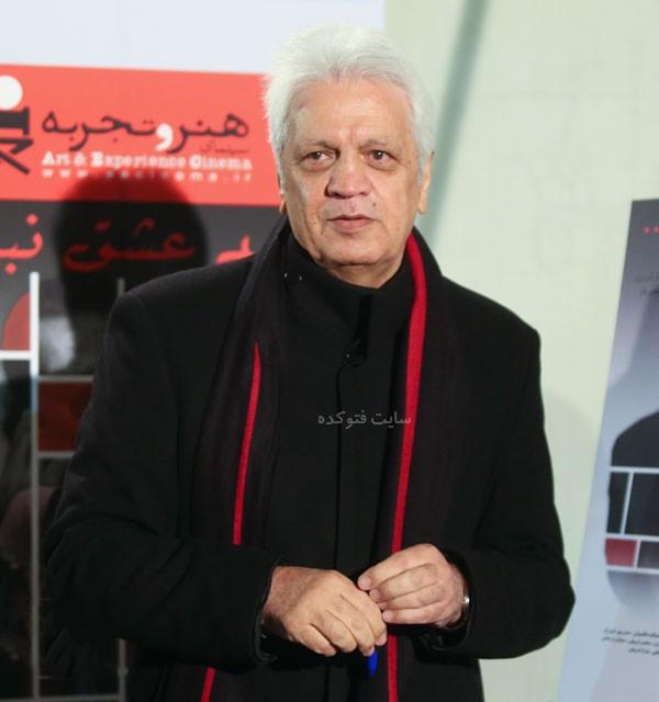 بیوگرافی امیر حاج رضایی مفسر فوتبال + عکس های شخصی