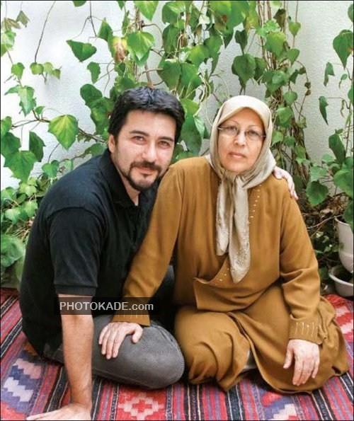 عکس امیرحسین صدیق و مادرش + بیوگرافی کامل و زندگی در روستا