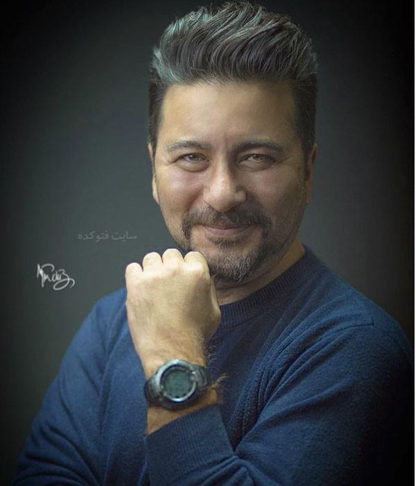 بیوگرافی امیرحسین صدیق بازیگر + زندگی شخصی