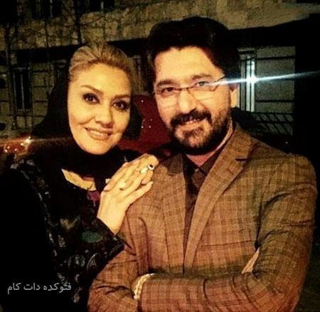عکس امیرحسین مدرس و همسرش بهار بهاردوست + زندگینامه شخصی