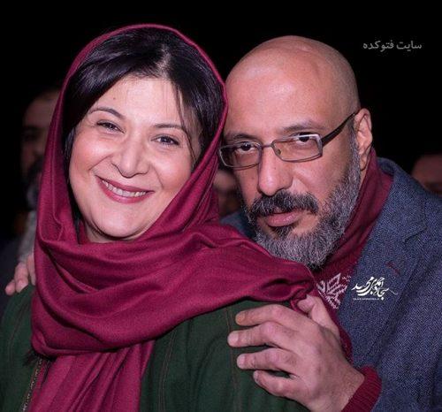 عکس امیر جعفری و همسرش ریما رامین فر + بیوگرافی کامل