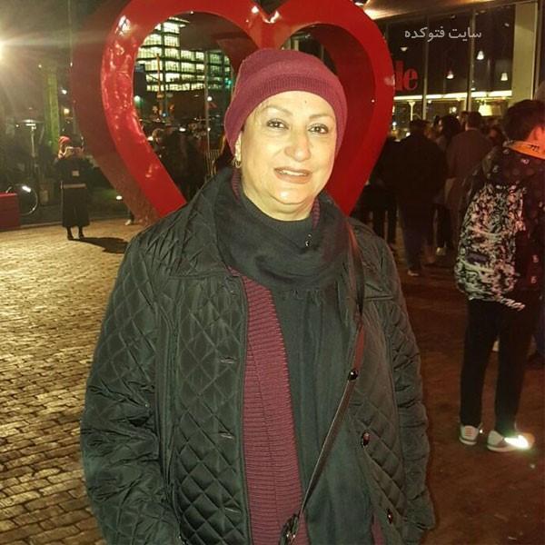 زندگینامه مریم امیرجلالی Maryam Amir Jalali با عکس