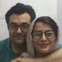 بیوگرافی امیر جوشقانی و همسرش + شغل اصلی