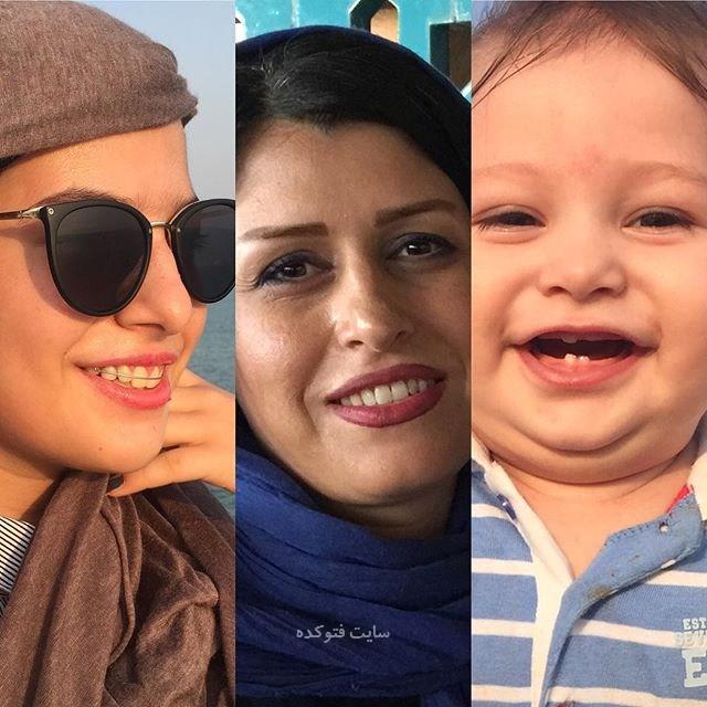 عکس همسر و فرزندان امیر جوشقانی + بیوگرافی