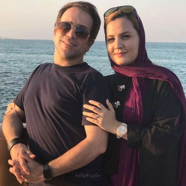 امیر کربلایی زاده و همسرش + زندگی شخصی و بیوگرافی