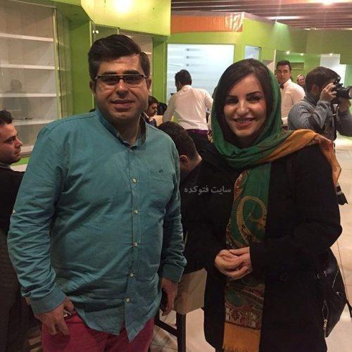 عکس امیر نوری و فریبا ترکاشوند + زندگینامه