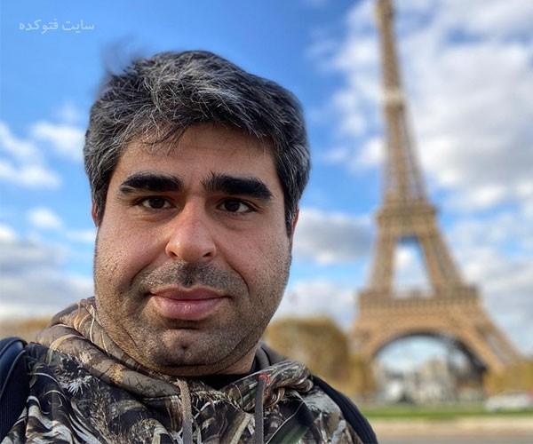 بیوگرافی امیر نوری بازیگر