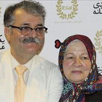 امیرشهاب رضویان و مادرش رابعه مدنی + بیوگرافی