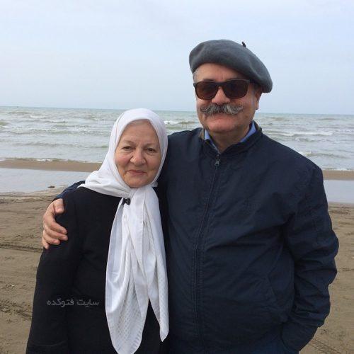 بیوگرافی امیرشهاب رضویان و رابعه مدنی