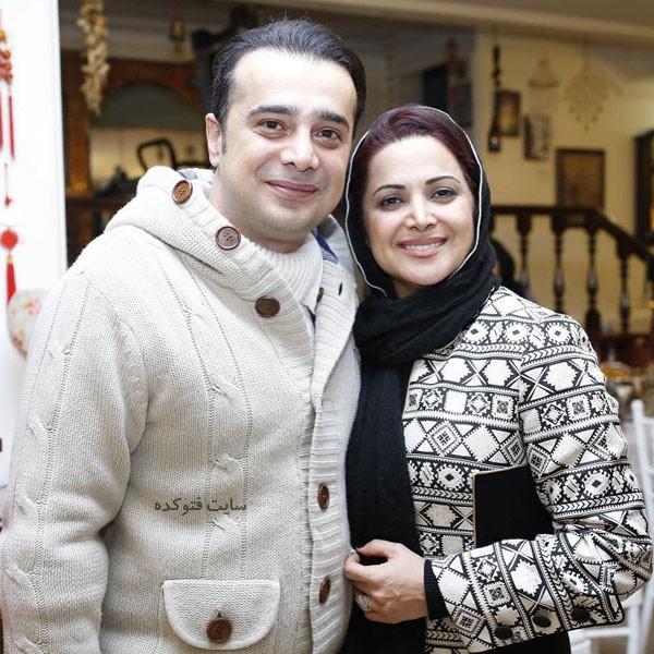 عکس های سپند امیر سلیمانی و خواهرش کمند