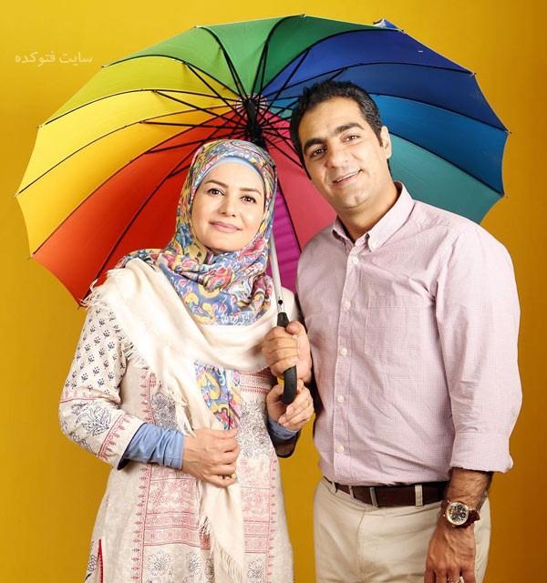 بیوگرافی آزیتا رضایی و همسرش مجتبی ظریفیان + عکس