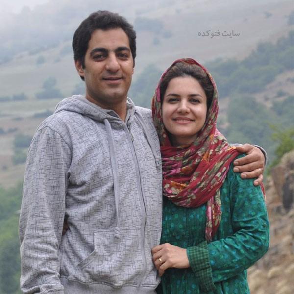 بیوگرافی مجتبی ظریفیان و همسرش آزیتا رضایی