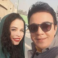 ازدواج عمو پورنگ با دختر شریفی نیا شایعه یا واقعیت ؟