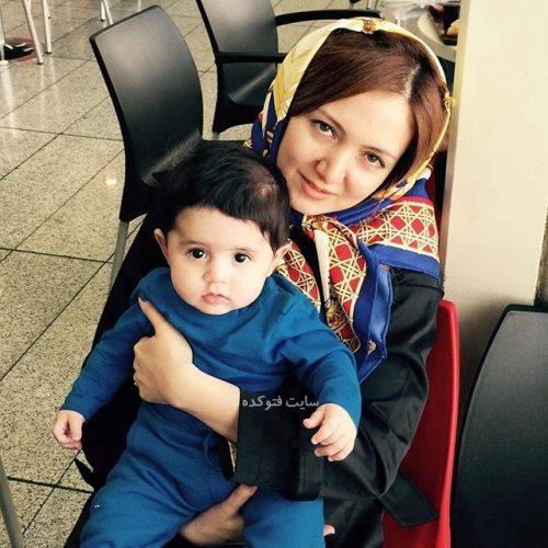 عکس همسر و پسر حمید عسکری + بیوگرافی کامل