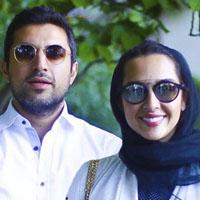 بیوگرافی اشکان خطیبی و همسرش (اول و دوم) + عکس ها