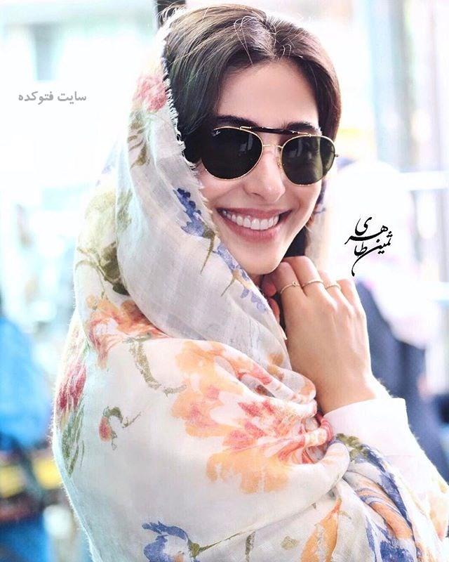 بیوگرافی آناهیتا افشار + عکس جدید