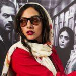 آناهیتا درگاهی عروس سابق علی پروین