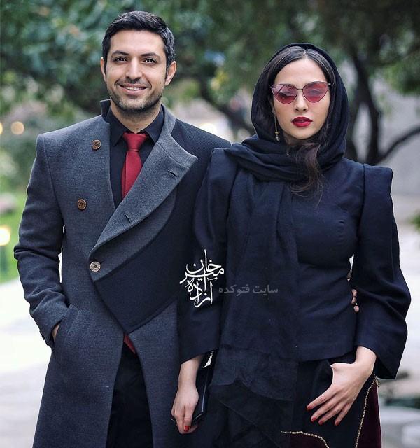 عکس های آناهیتا درگاهی و همسرش اشکان خطیبی