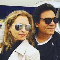 بیوگرافی اندی و همسرش شینی ریگزبی + عکس زندگی شخصی