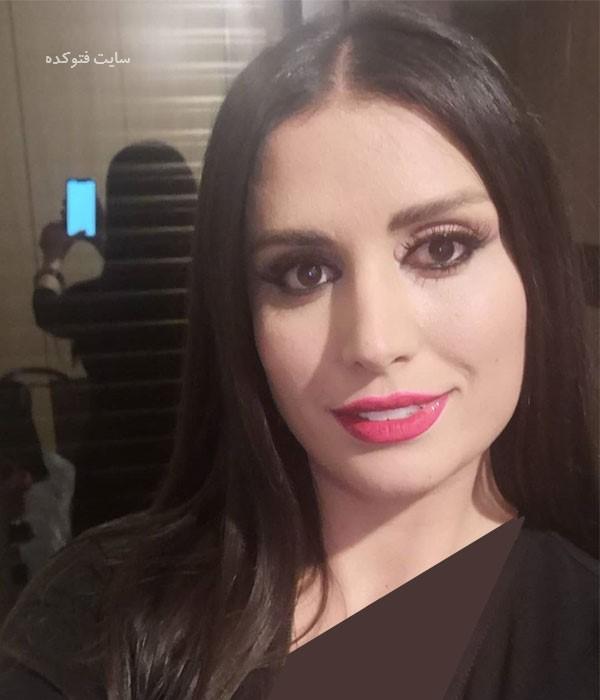 بیوگرافی ان ماری سلامه بازیگر لبنانی
