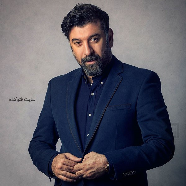 عکس های علی انصاریان فوتبالیست پرسپولیس با داستان زندگی