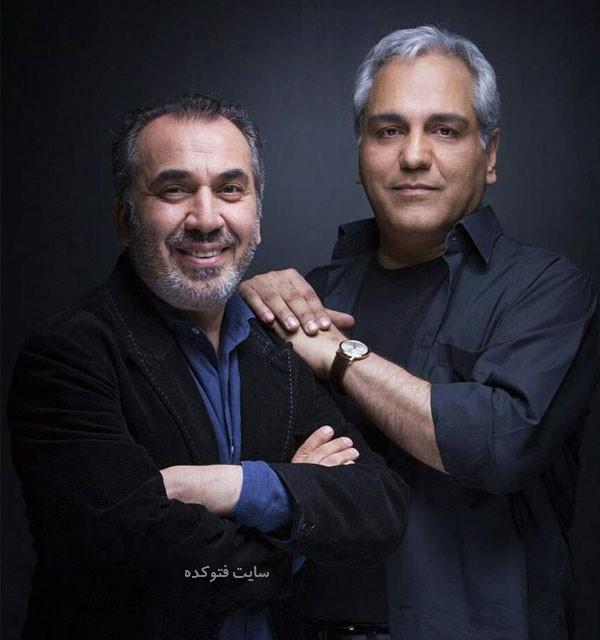 عکس Siamak Ansari و مهران مدیری