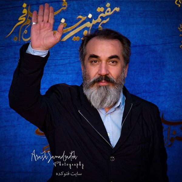 عکس و بیوگرافی سیامک انصاری Siamak Ansari بازیگر ایرانی